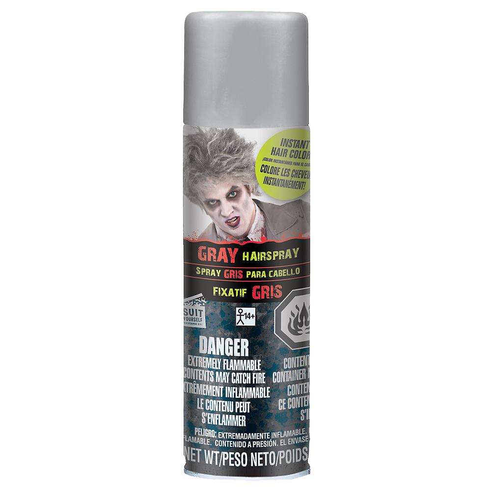 Gray Hair Spray