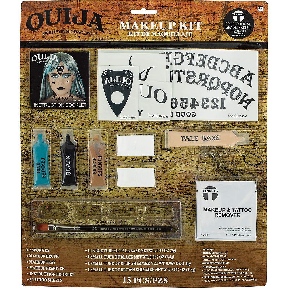 Ouija Board Makeup Kit