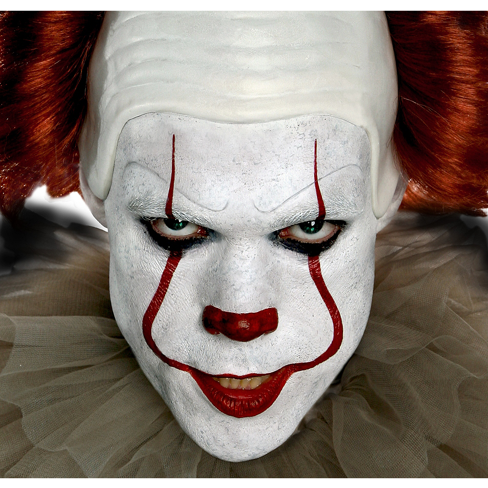 Pennywise Makeup Kit It Party City