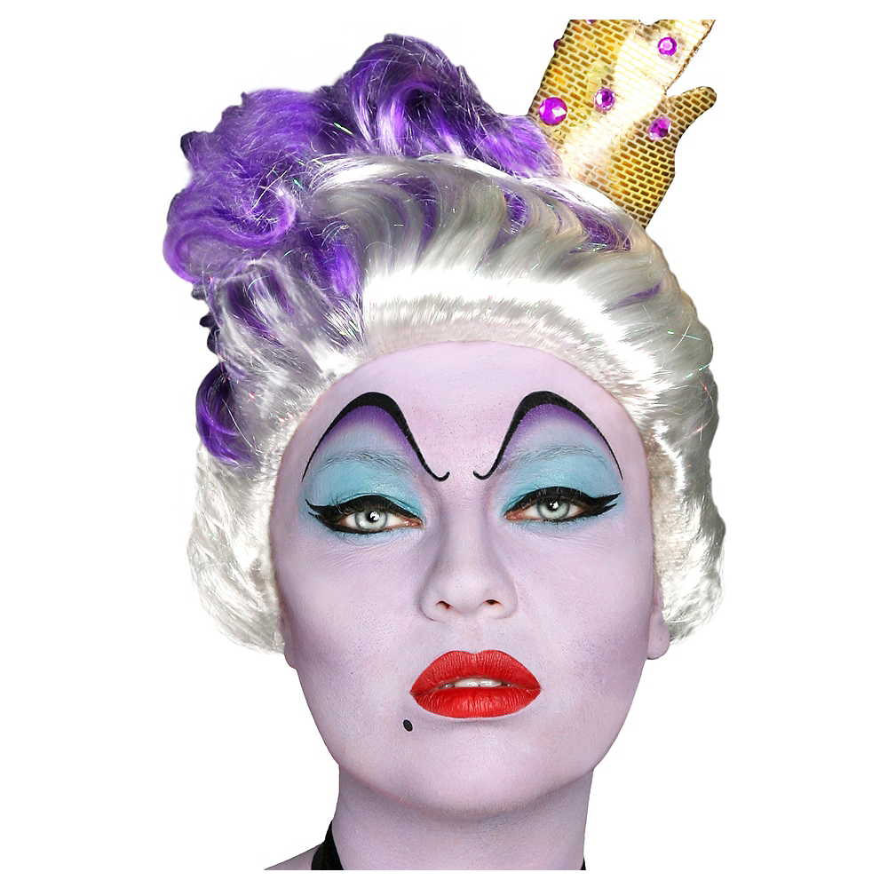 Ursula Makeup Kit Party City