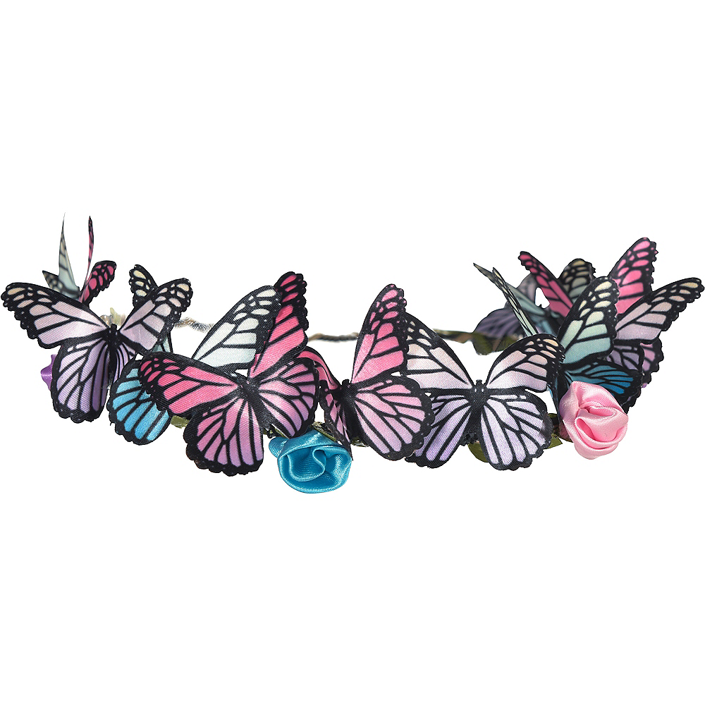 Butterfly Headwreath Image #1