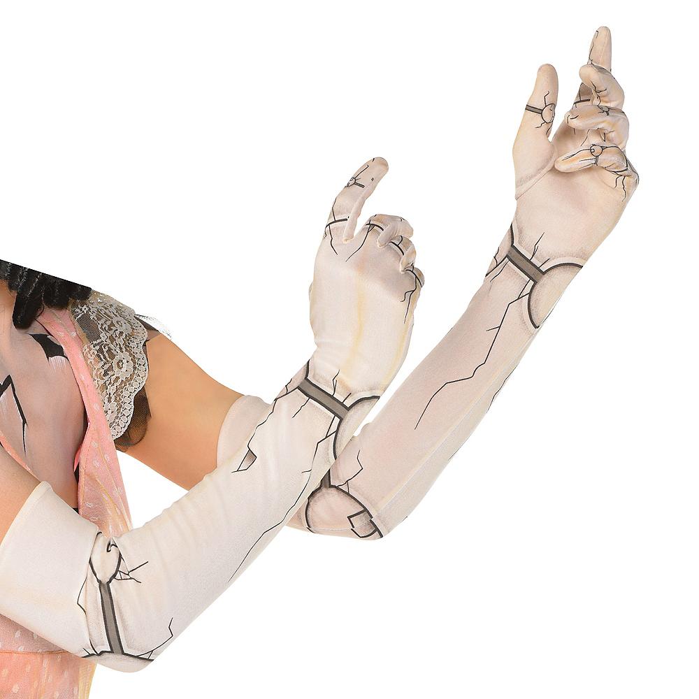 Creepy Doll Gloves Image #1