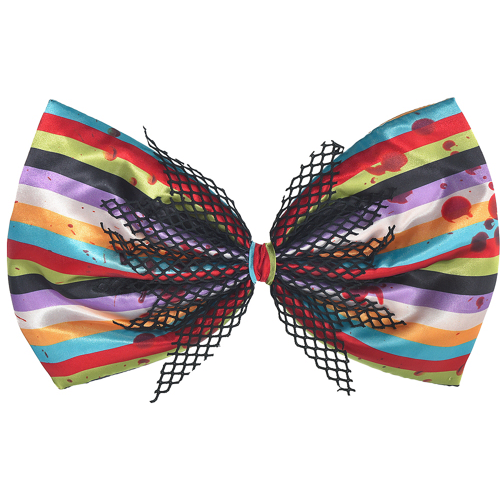 Bloody Clown Bow Tie Image #1
