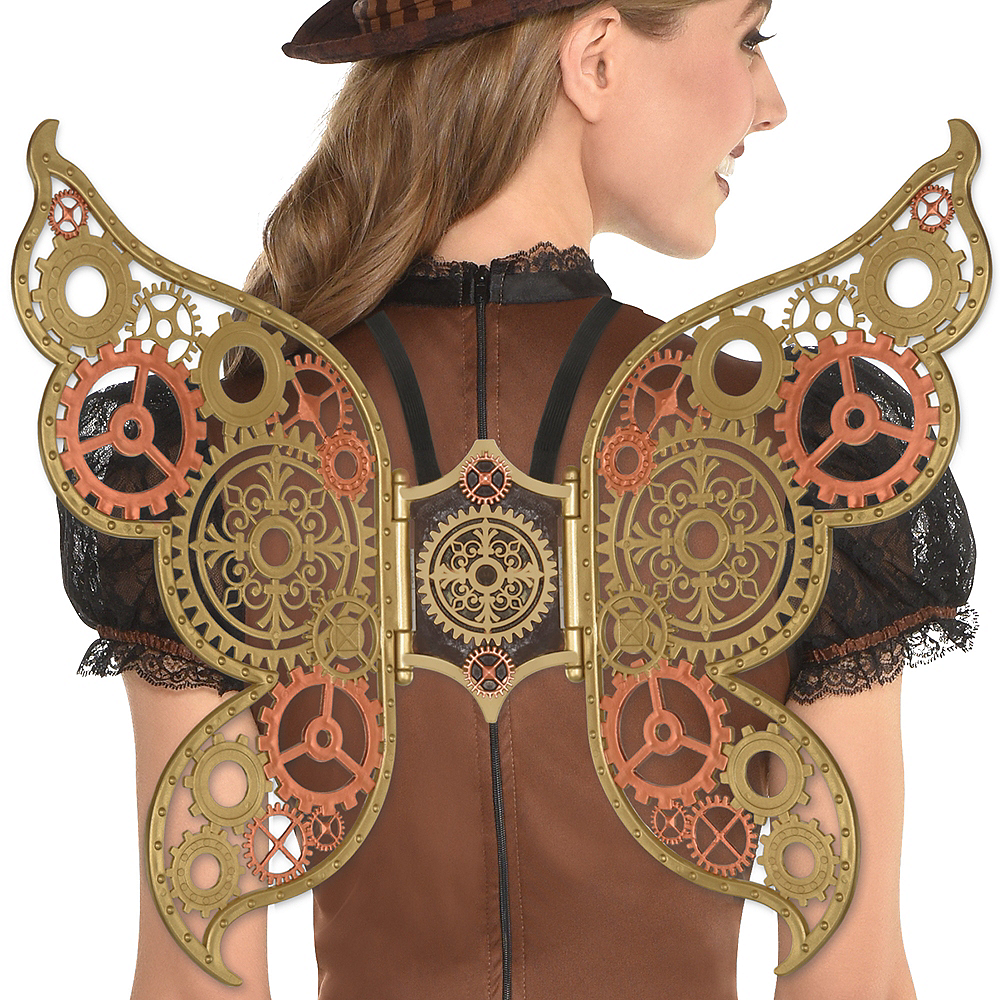 Steampunk Wings Image #1