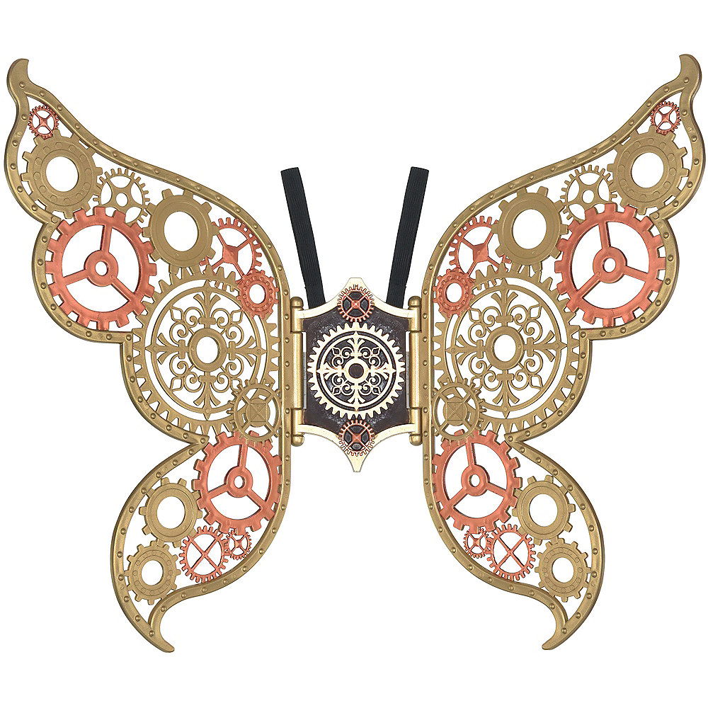 Steampunk Wings Image #2