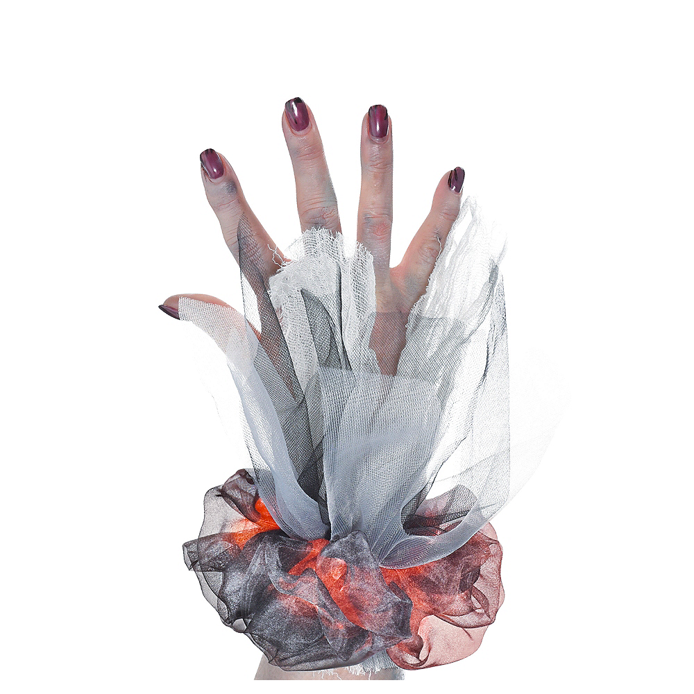Black & Red Zombie Corsage Image #1