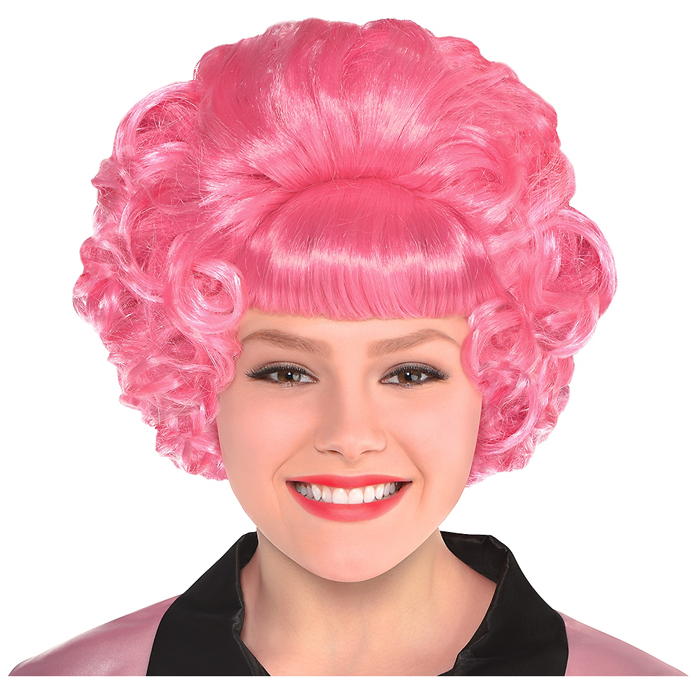 Frenchy Wig - Grease Image #1