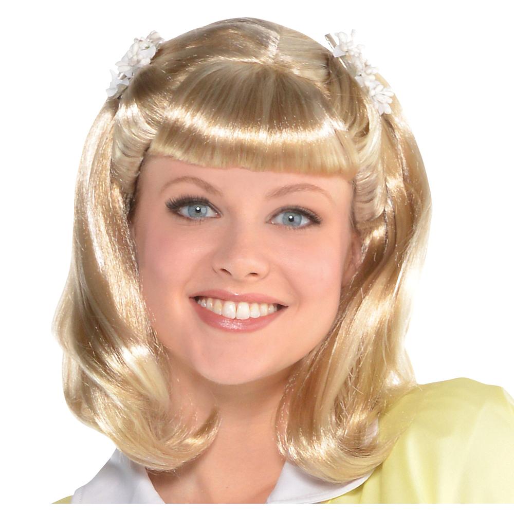 Sandy Olsson Summer Nights Wig - Grease Image #1