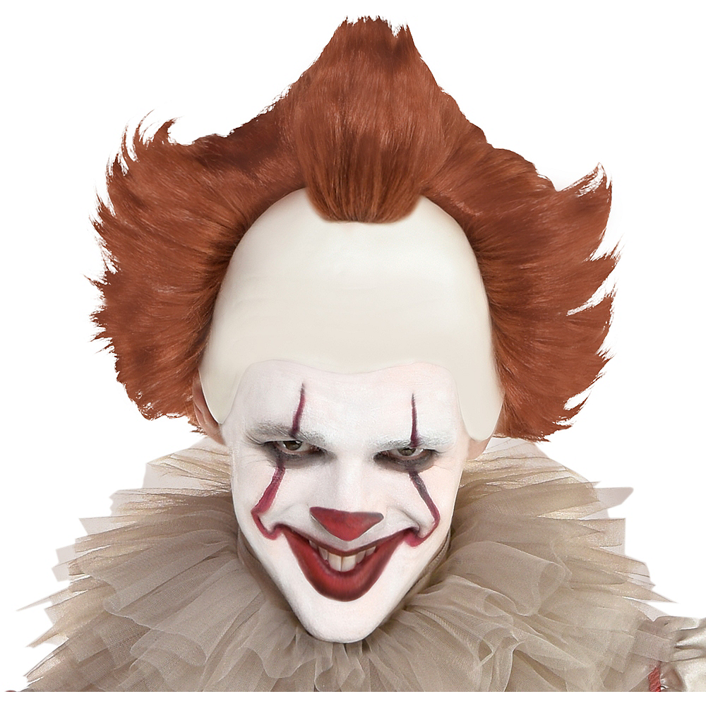 Nav Item for Pennywise Wig - It Image #1