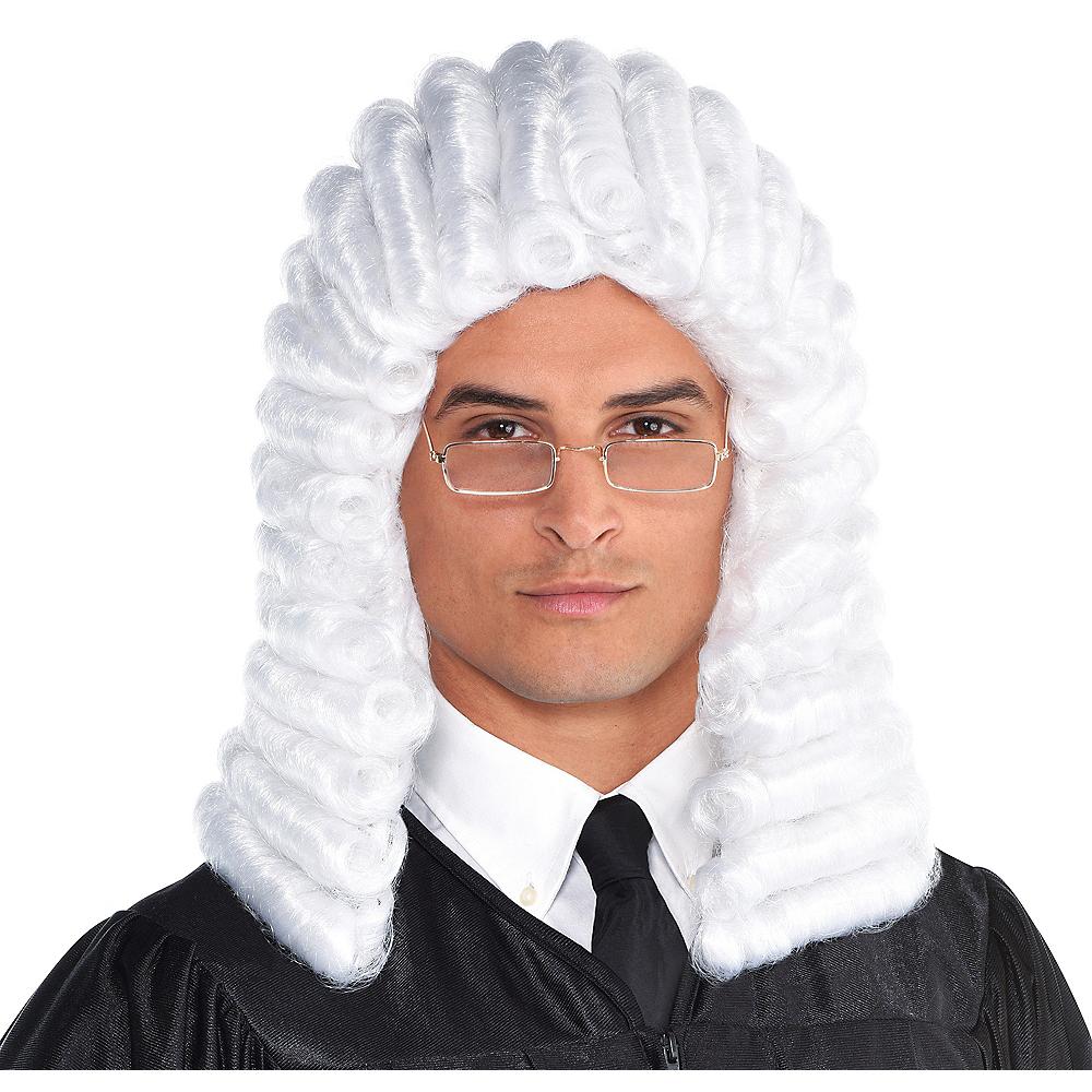 Judge Wig Image #1