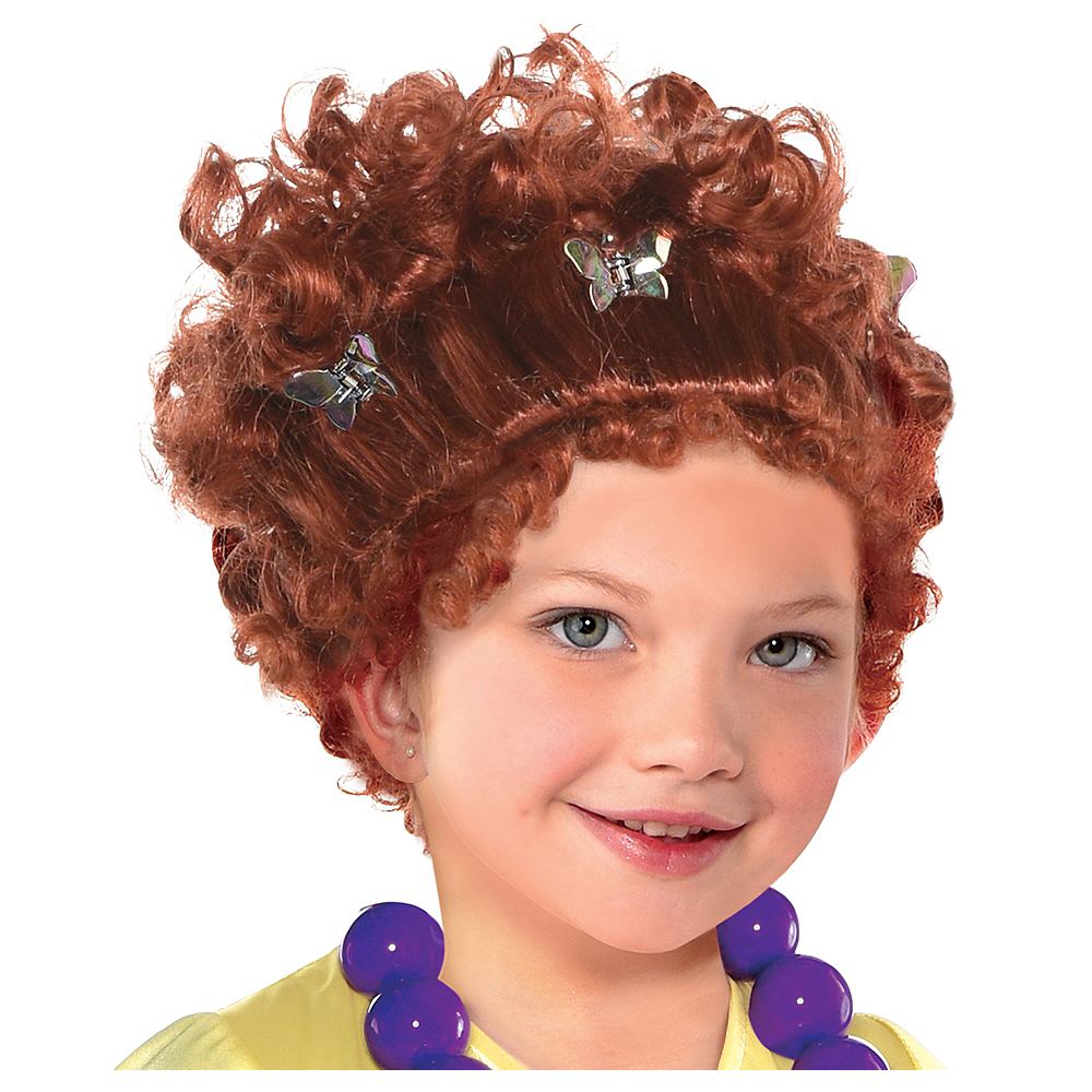 Fancy Nancy Wig Party City