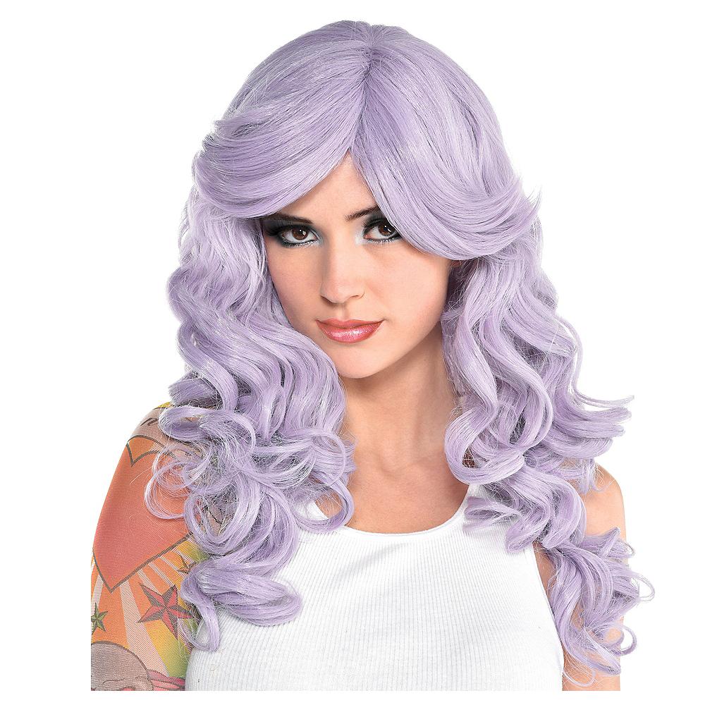 Dusty Lavender Wig Image #1