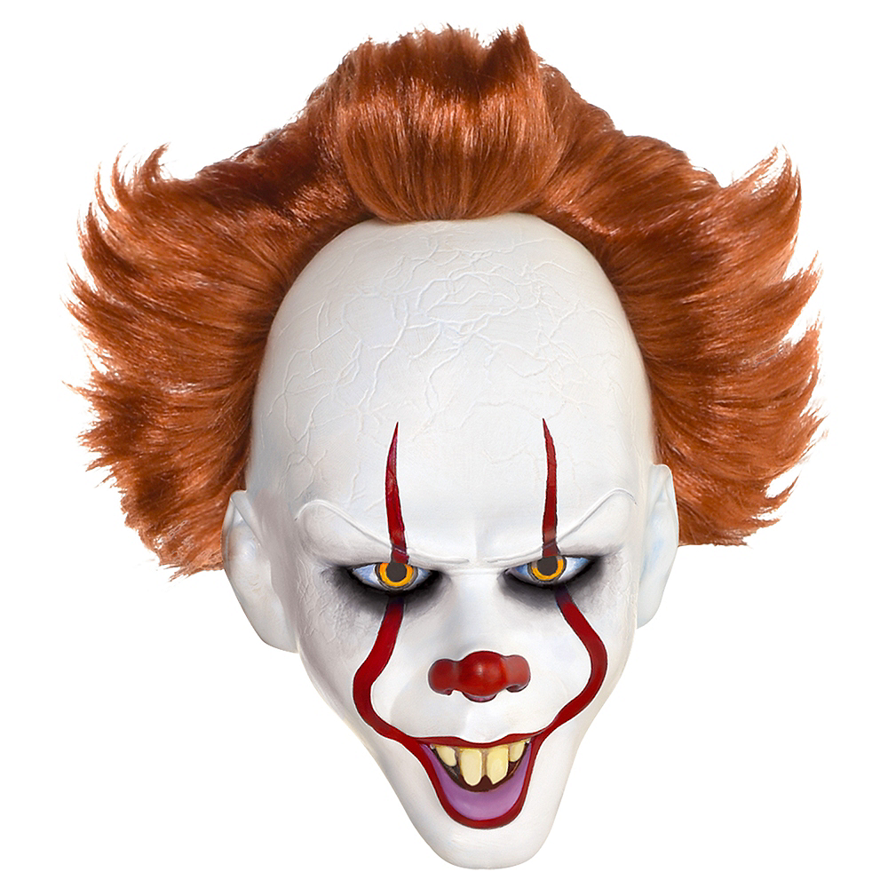 Halloween Clown.Pennywise The Dancing Clown Mask It