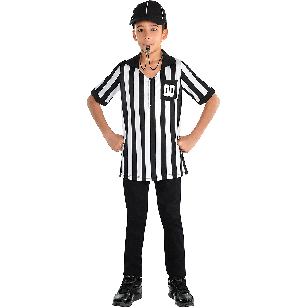 Nav Item for Child Referee Costume Accessory Kit Image #1