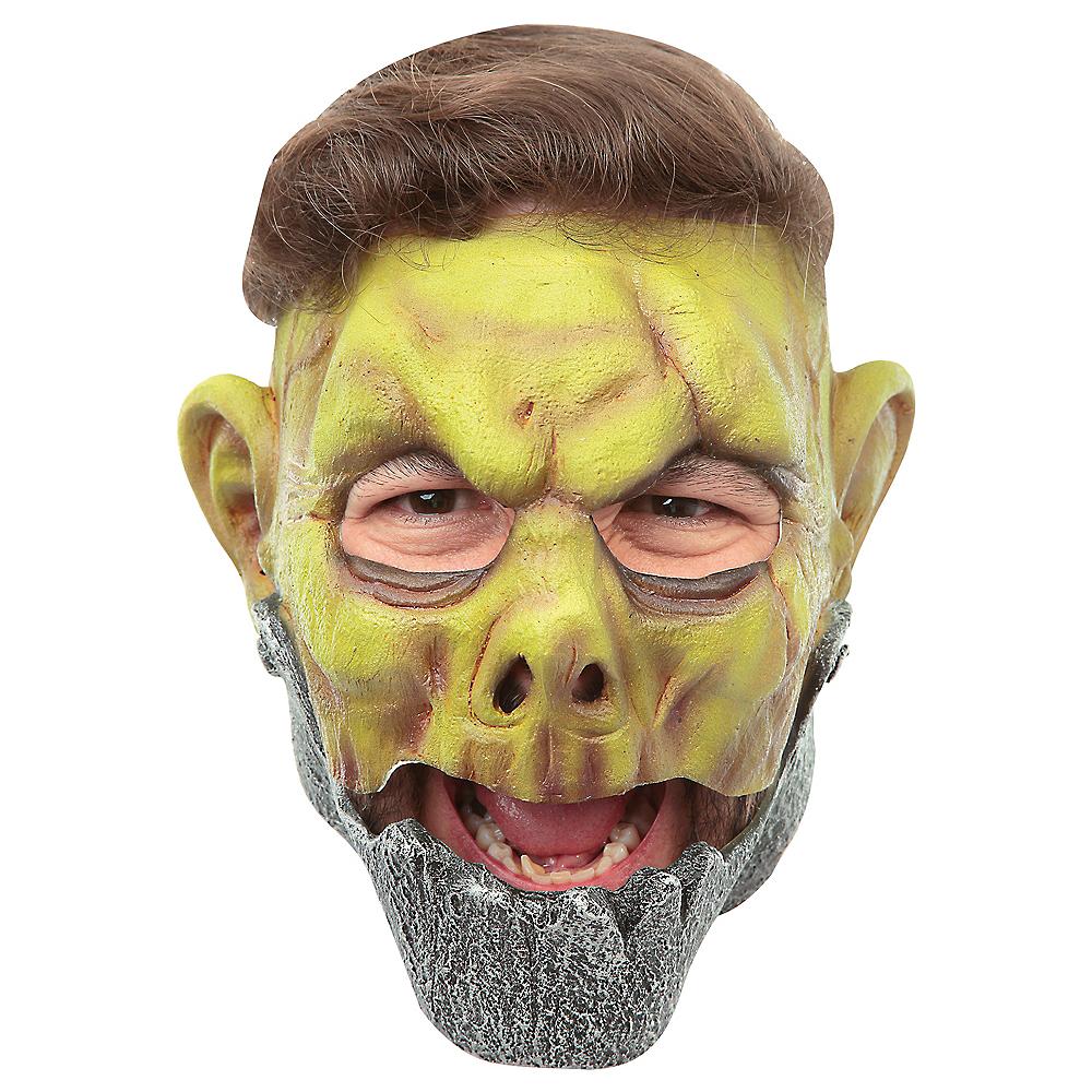 Metal Jaw Monster Mask Image #1