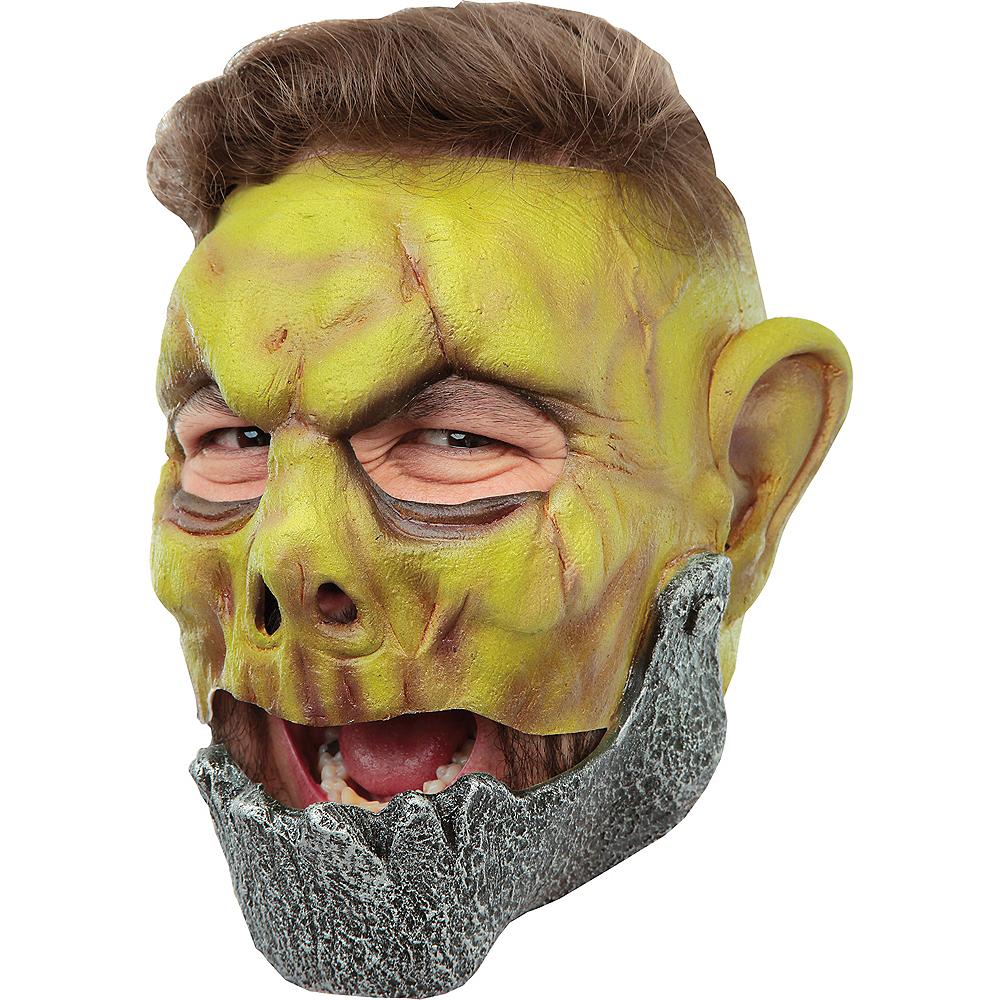 Metal Jaw Monster Mask Image #2