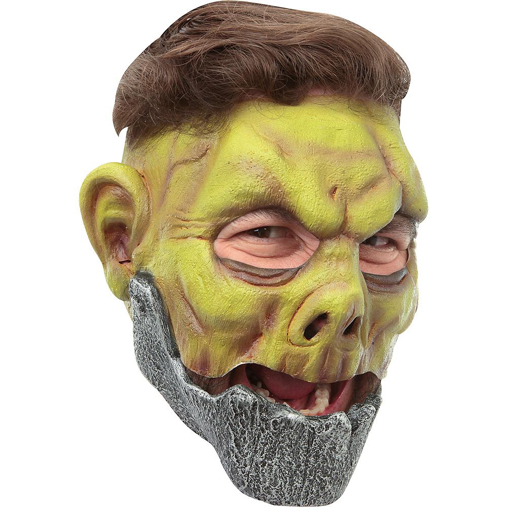 Metal Jaw Monster Mask Image #3