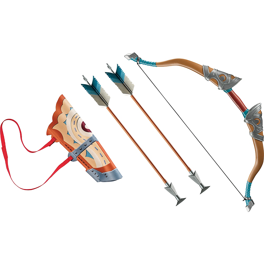 Bow & Arrow Set 5pc - The Legend of Zelda: Breath of the Wild Image #1