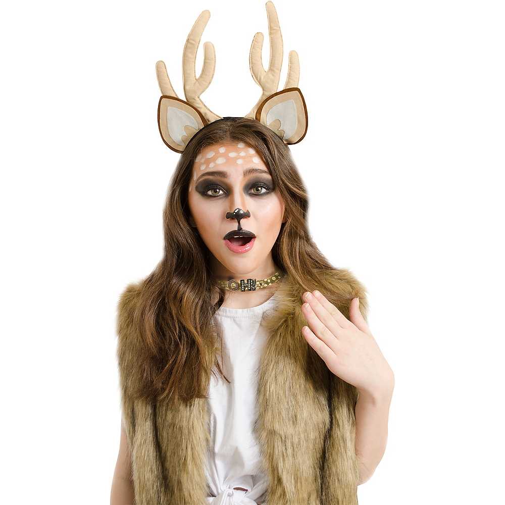 Adult Oh Deer Costume Accessory Kit Image #1