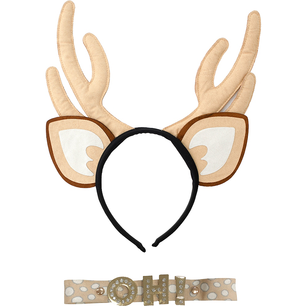 Adult Oh Deer Costume Accessory Kit Image #2