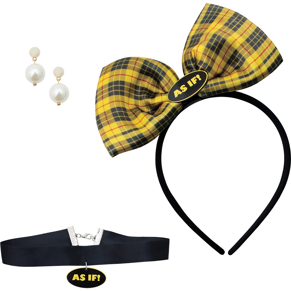 Womens As If Costume Accessory Kit Image #2
