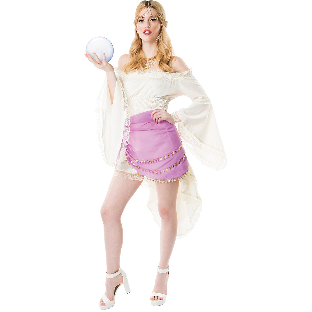 Womens Fortune Teller Costume Accessory Kit Image #1