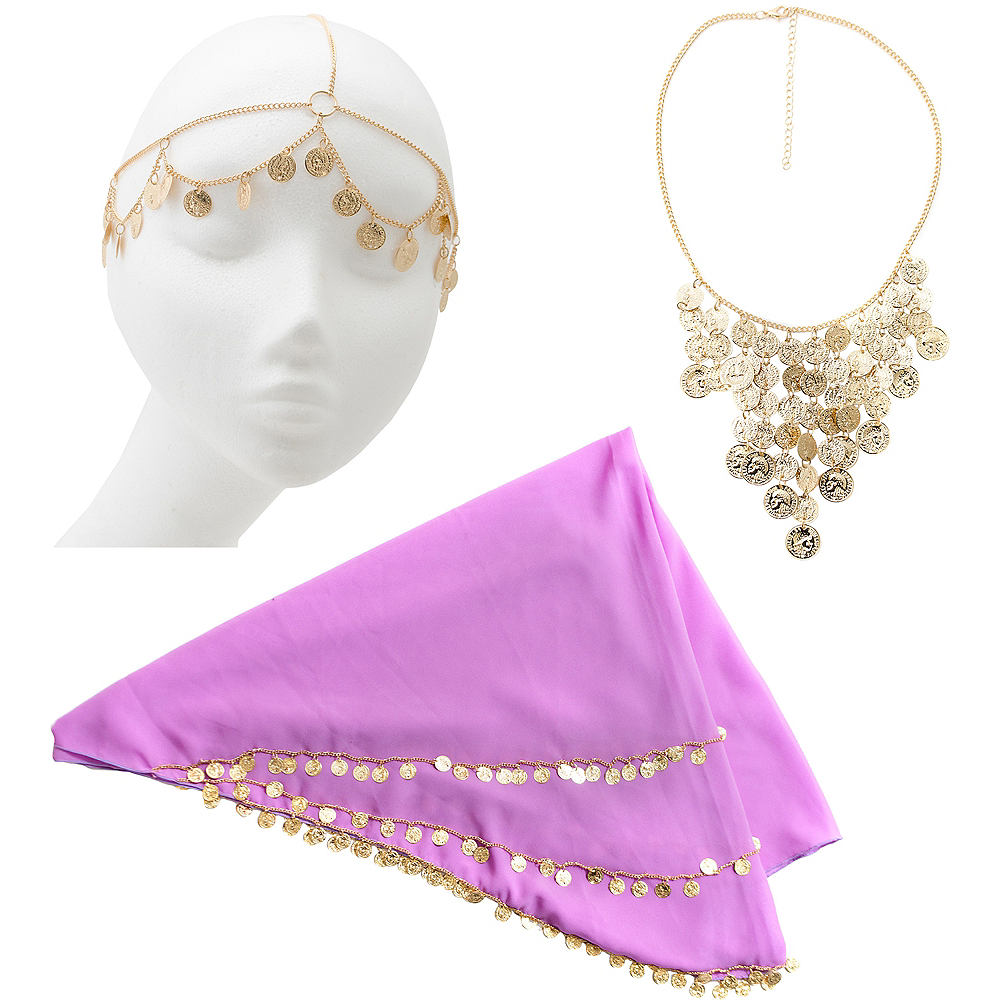 Womens Fortune Teller Costume Accessory Kit Image #2