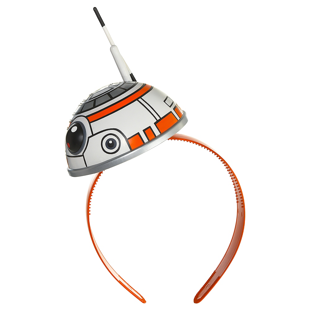 Brand New Star Wars BB-8 Headband Accessory