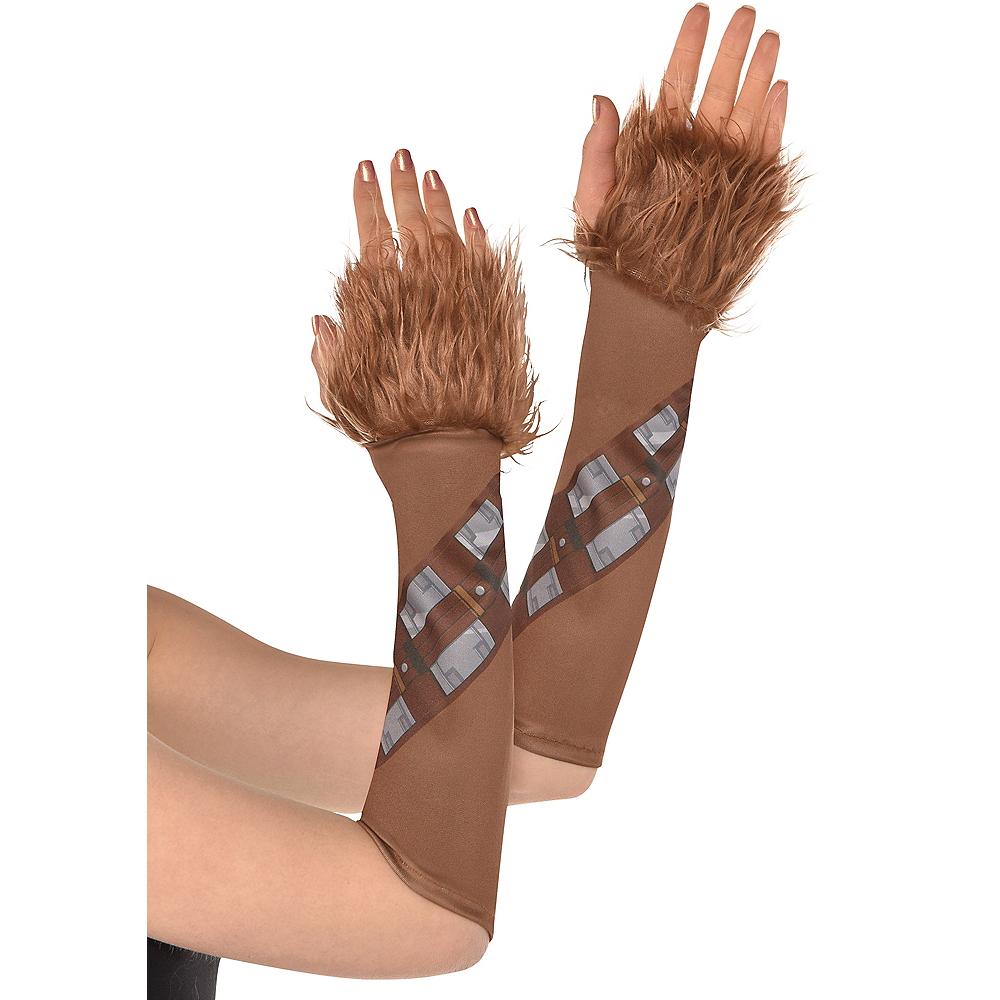 Chewbacca Arm Warmers - Star Wars Image #1