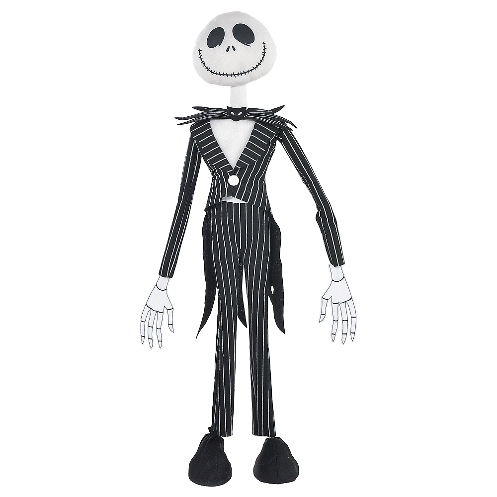giant standing jack skellington decoration the nightmare before christmas image 1 - Jack Skeleton Christmas Decorations