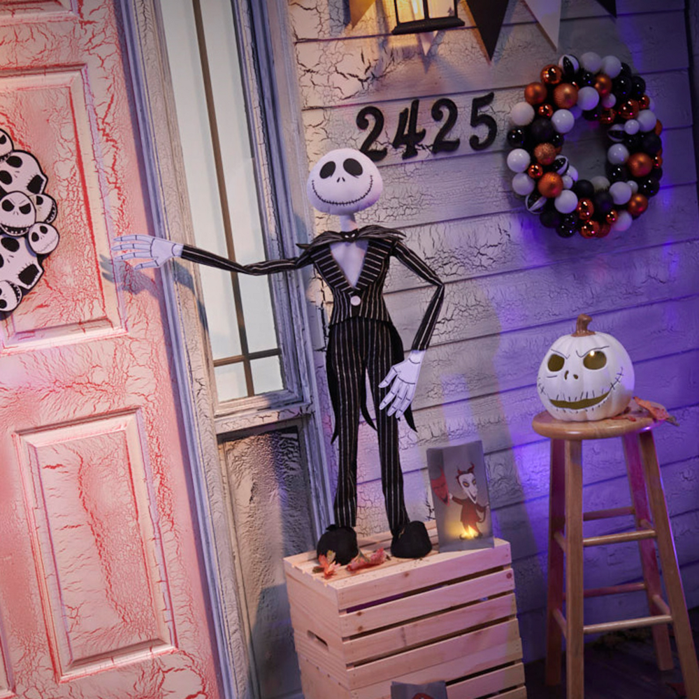 Giant Standing Jack Skellington Decoration 36in - The Nightmare Before Christmas