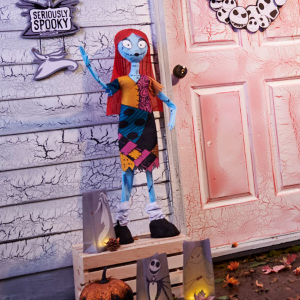 giant standing sally decoration the nightmare before christmas image 2