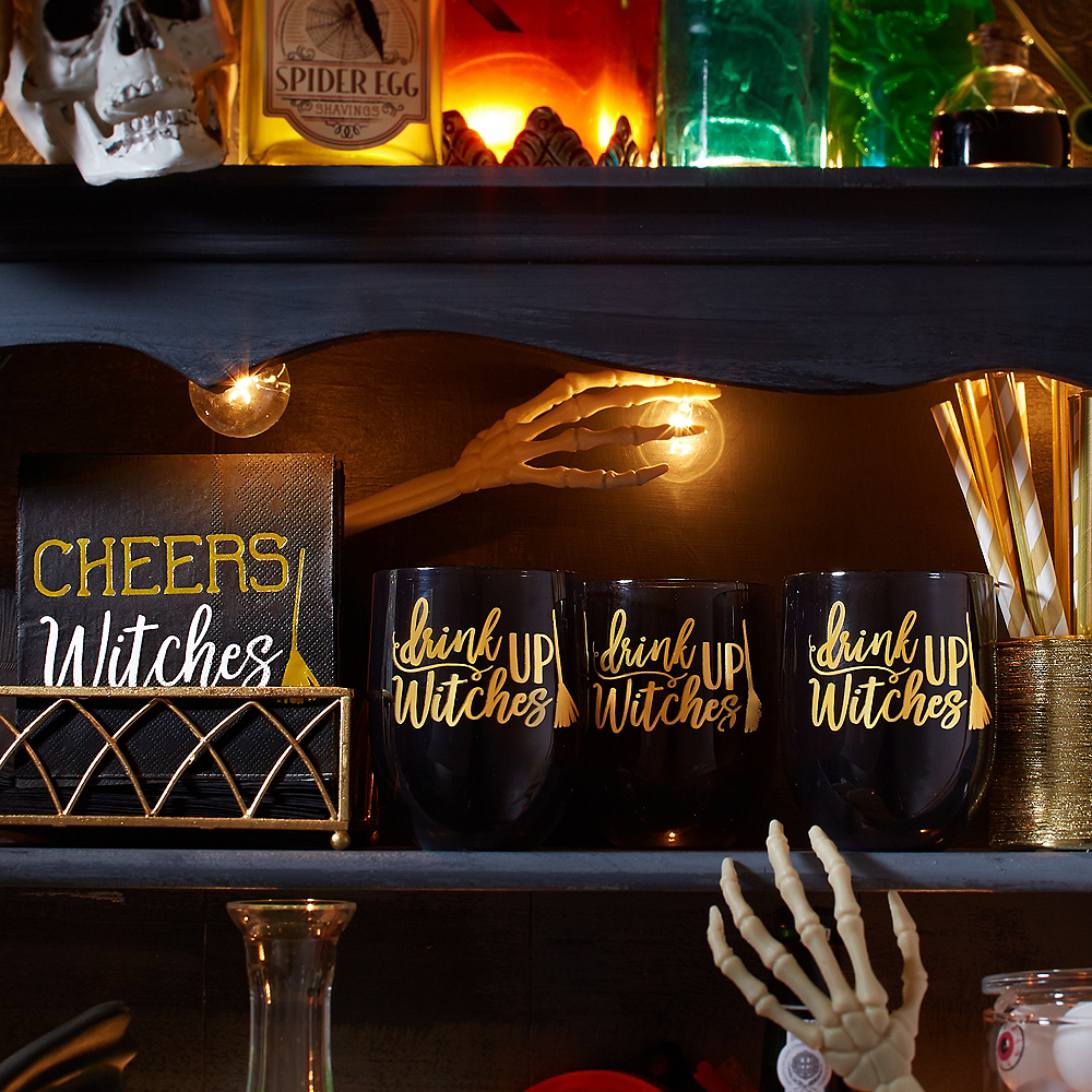 Cheers Witches Beverage Napkins 16ct Image #2