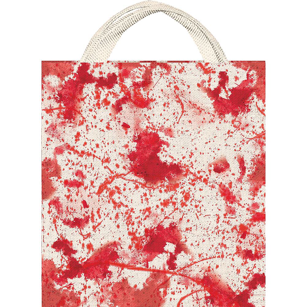 Blood-Spattered Trick-or-Treat Bag Image #1