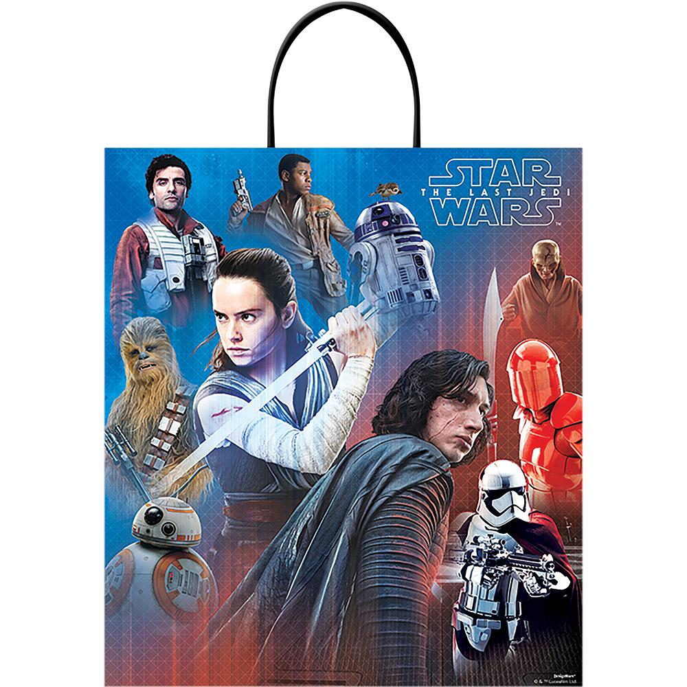 Star Wars 8 The Last Jedi Trick-or-Treat Bag Image #1