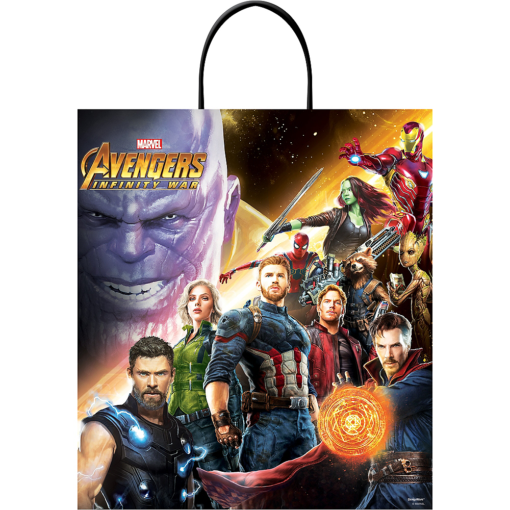 Avengers: Infinity War Trick-or-Treat Bag Image #1