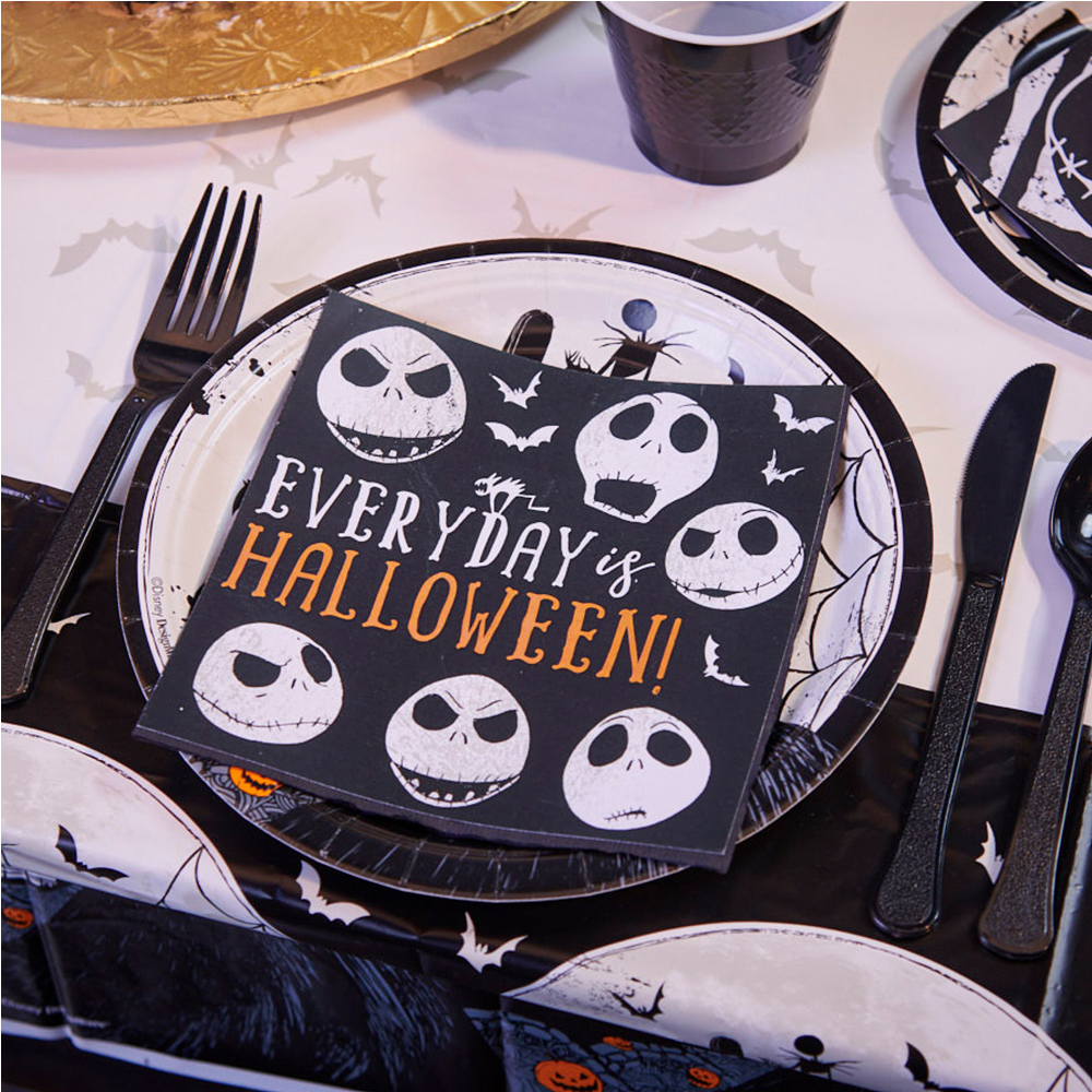 The Nightmare Before Christmas Lunch Napkins 16ct Party City Canada