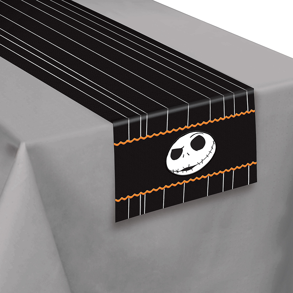 Jack Skellington Table Runner 14in x 72in - The Nightmare Before ...