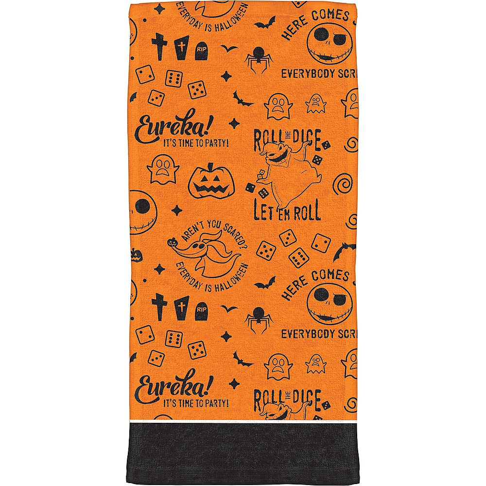 nav item for the nightmare before christmas kitchen towels 2ct image 3