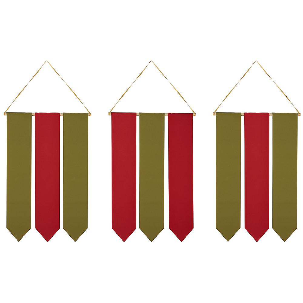 Renaissance Streamer Banners 3ct Image #1