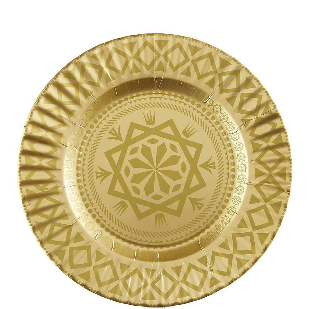 Renaissance Dinner Plates 8ct Image #1