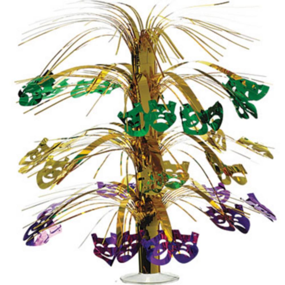Cascade Mardi Gras Centerpiece Image #1