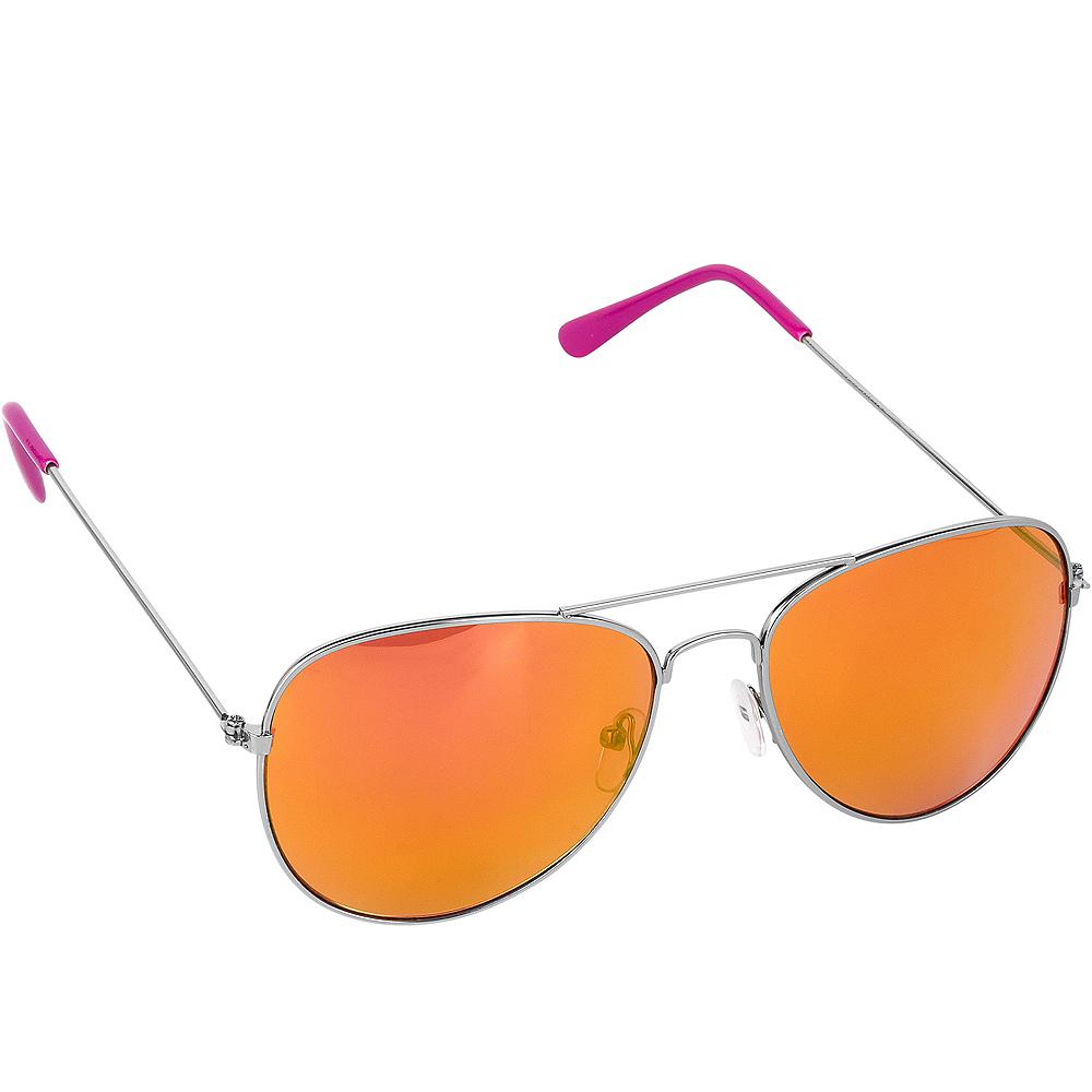 Child Orange & Pink Sunglasses Image #1