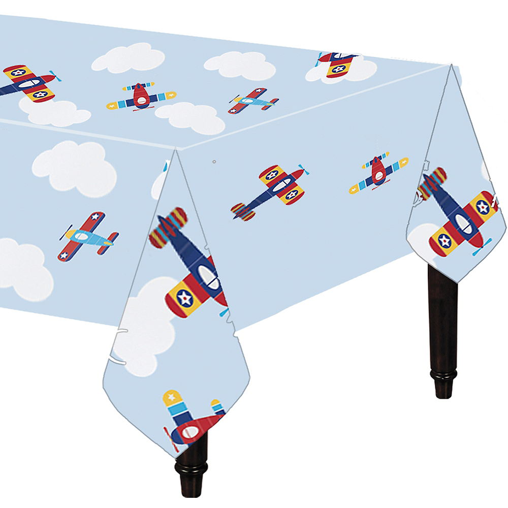 Airplane Table Cover Image #1