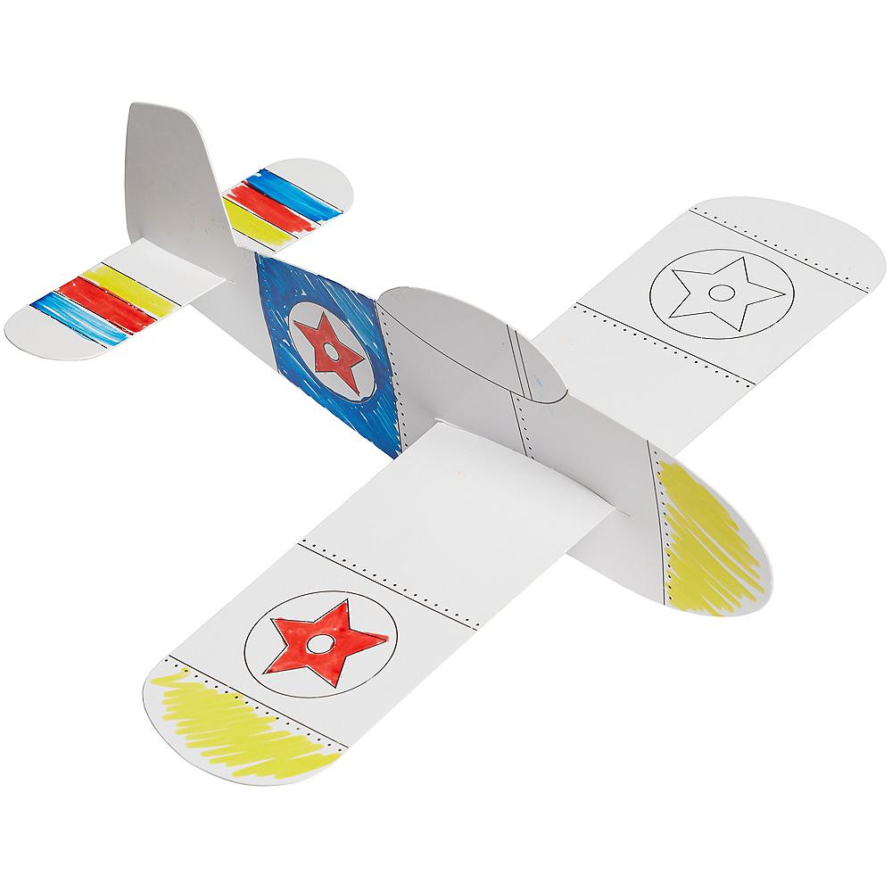 Paper Airplane Kit 6ct Image #1