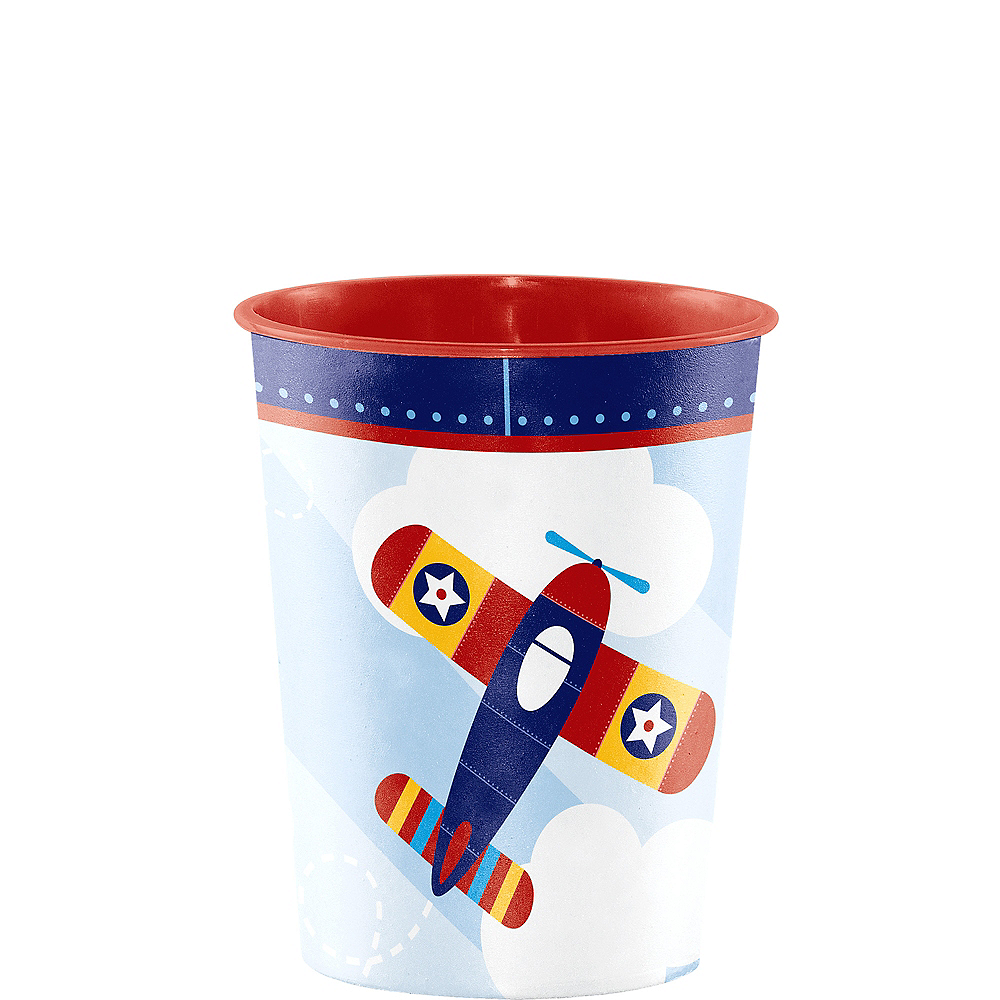 Airplane Favor Cup Image #1