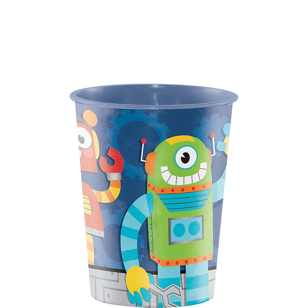 Nav Item for Robot Favor Cup Image #1