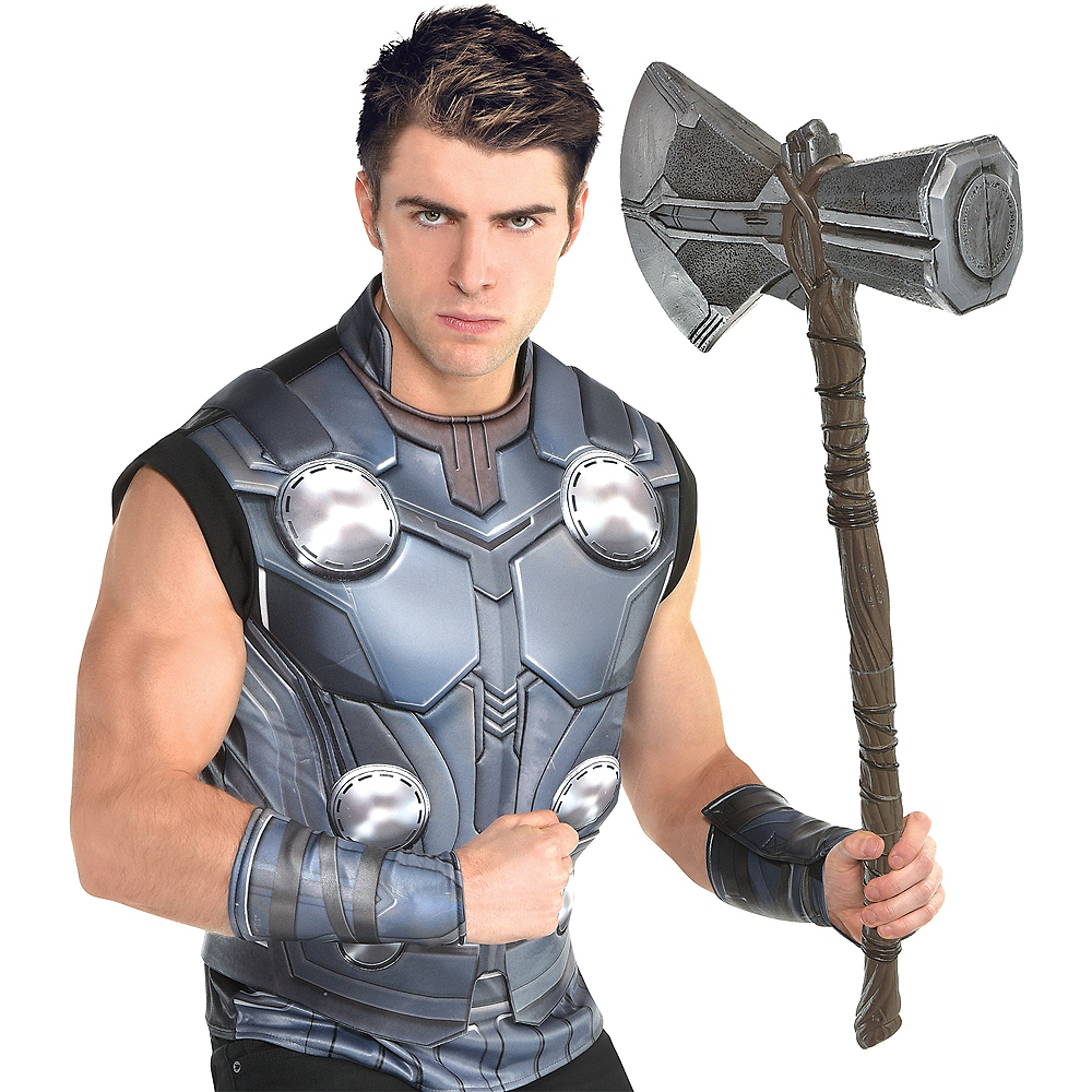 Adult Thor Accessory Kit 3pc - Infinity War Image #1