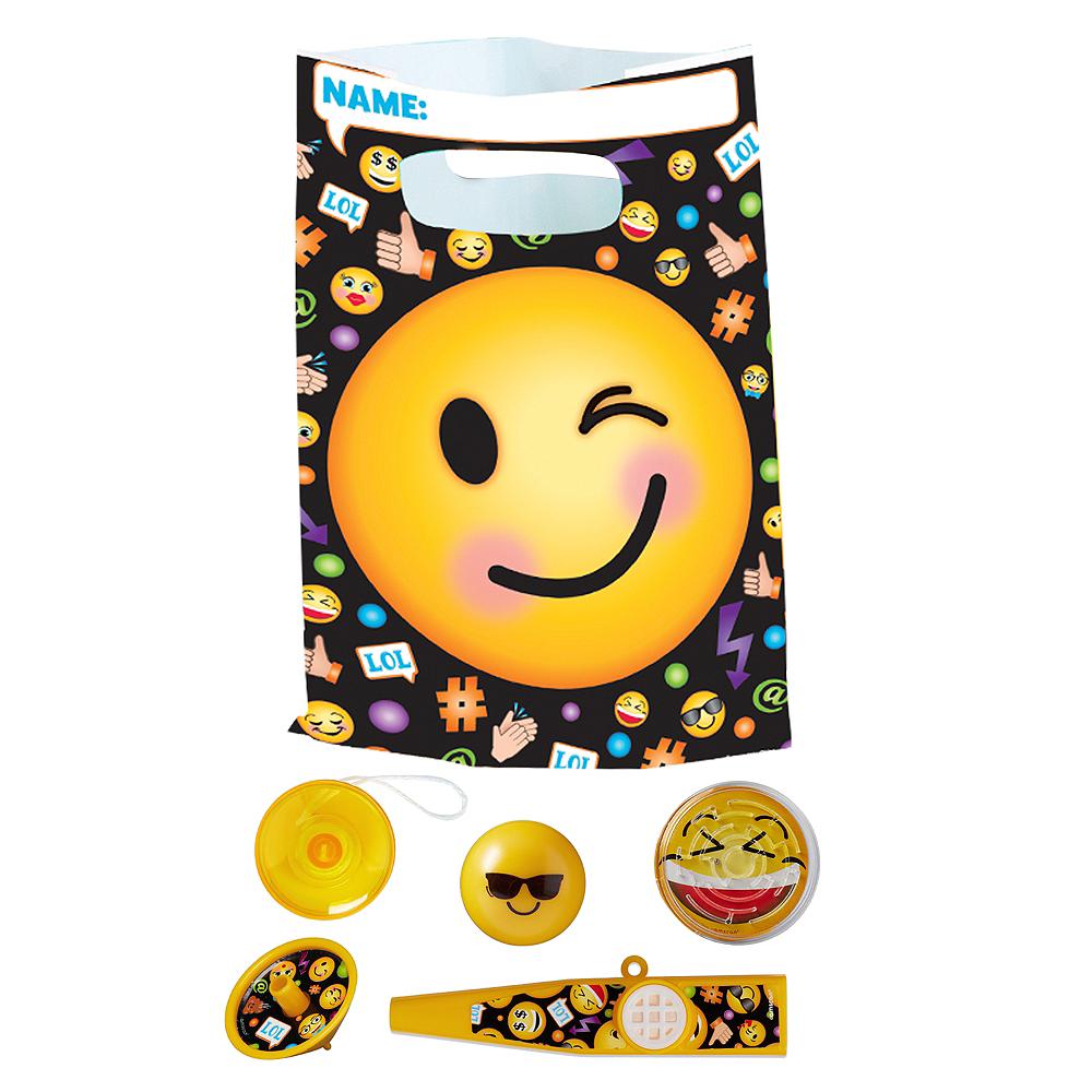 Smiley Basic Favor Kit for 8 Guests Image #1
