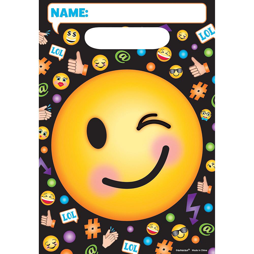 Smiley Basic Favor Kit for 8 Guests Image #2